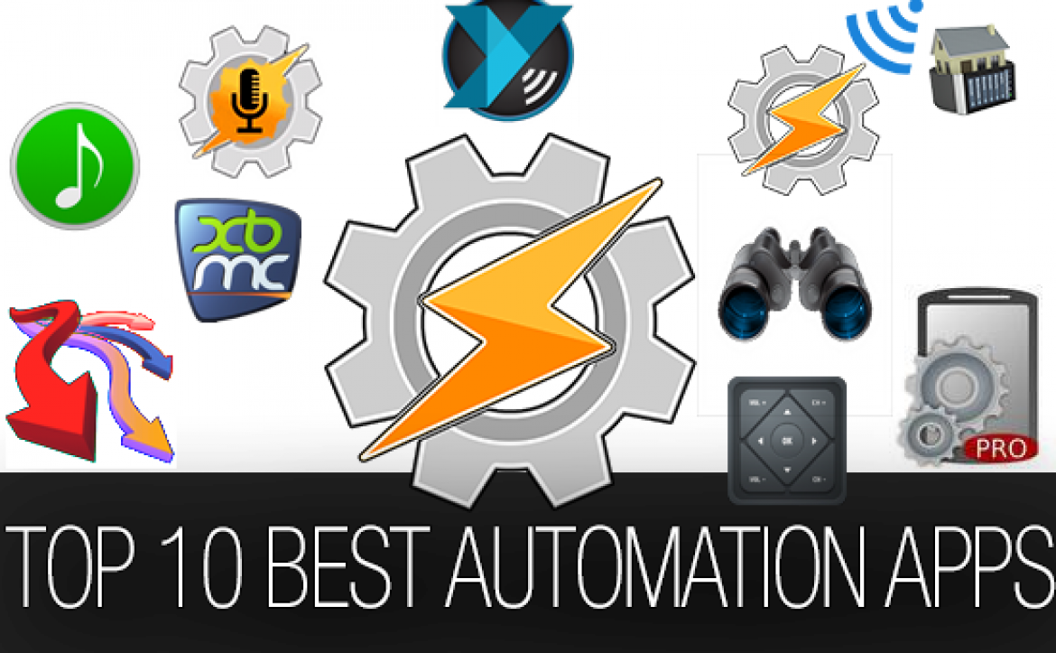 Top 10 Best Automation Apps for Android