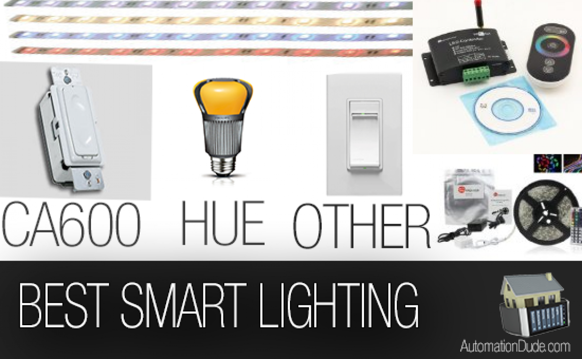 Best Smart Lighting Compared