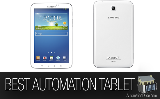 What's the Best Tablet for Home Automation?