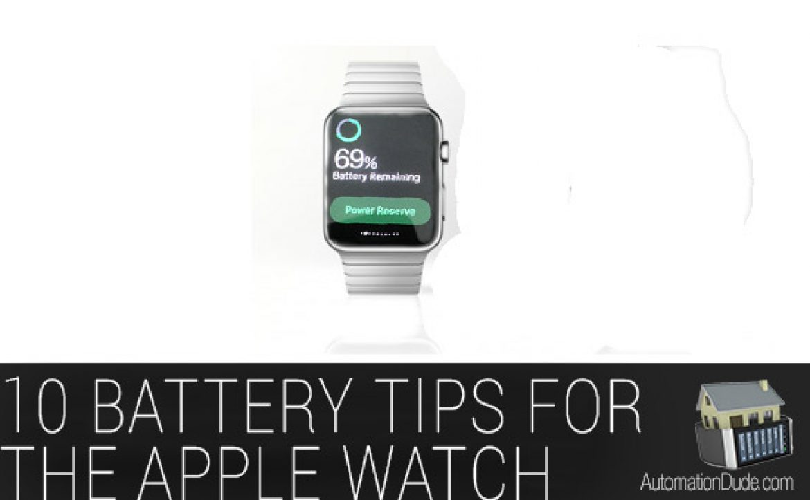 How to Fix Apple Watch Battery with 10 Tips and tricks
