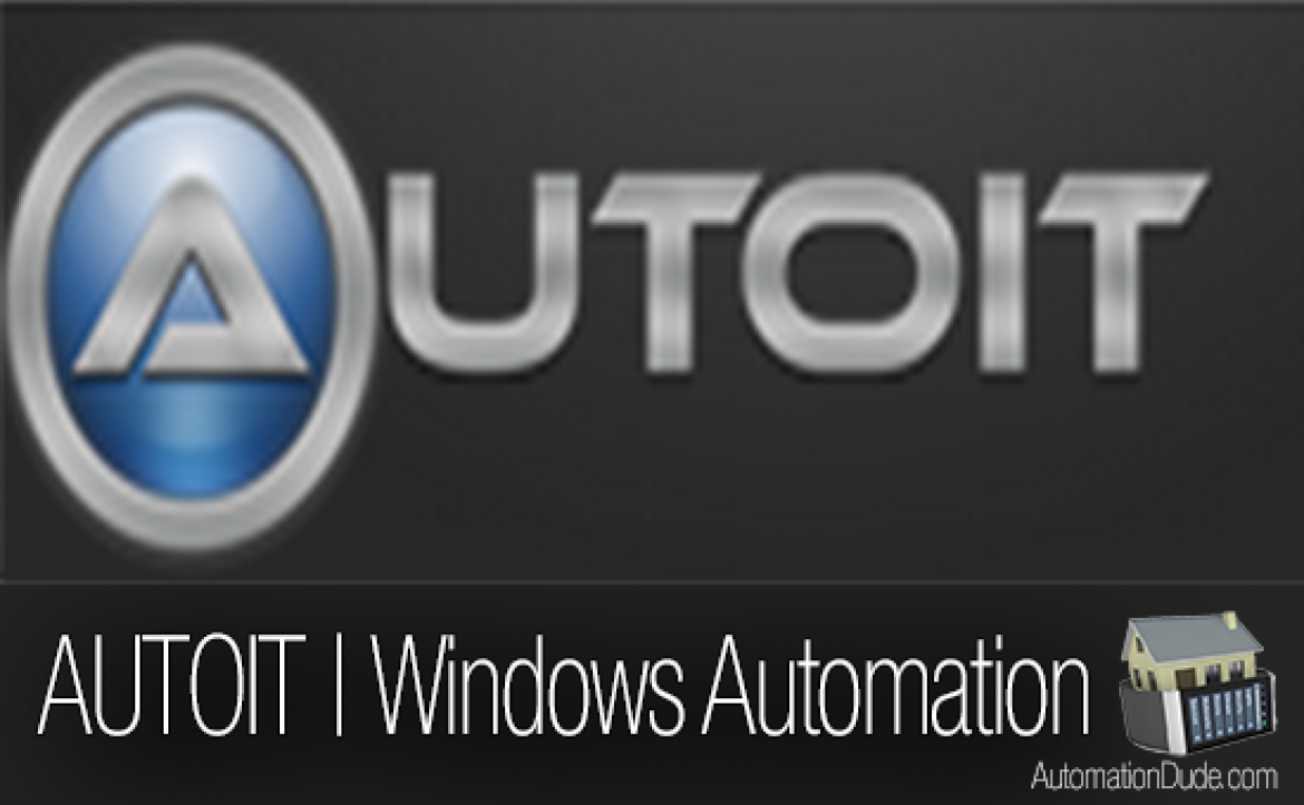 AutoIt and Home Automation